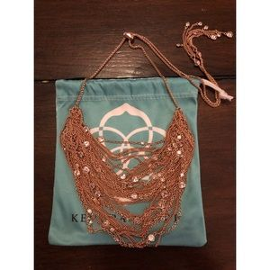 Kendra Scott Anastasia Necklace